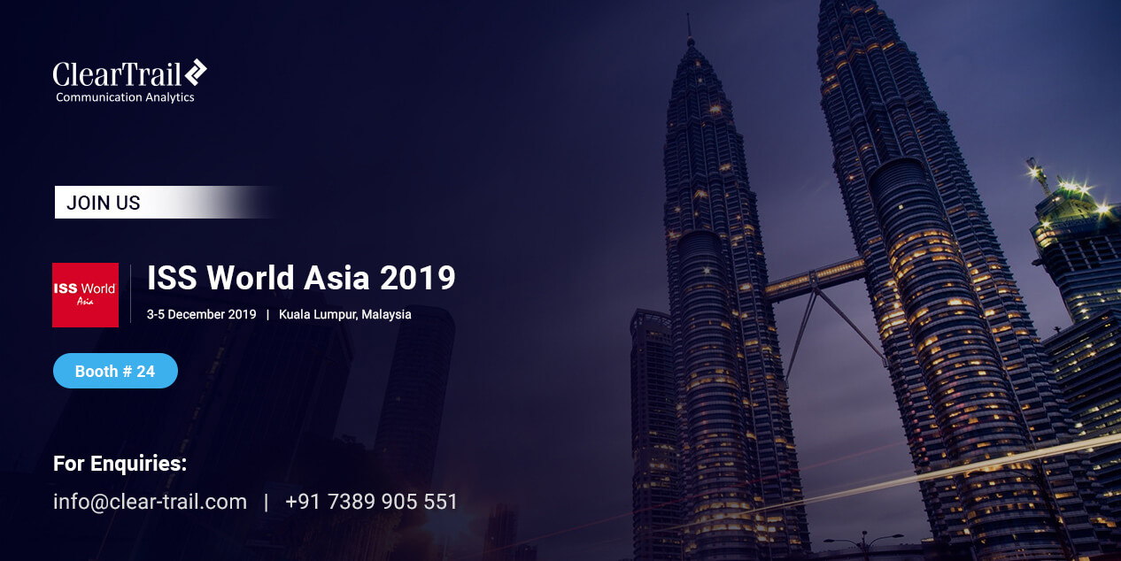 ISS World Asia 2018